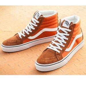 Vans 2tone Sk8 Hi Reissue Shoe